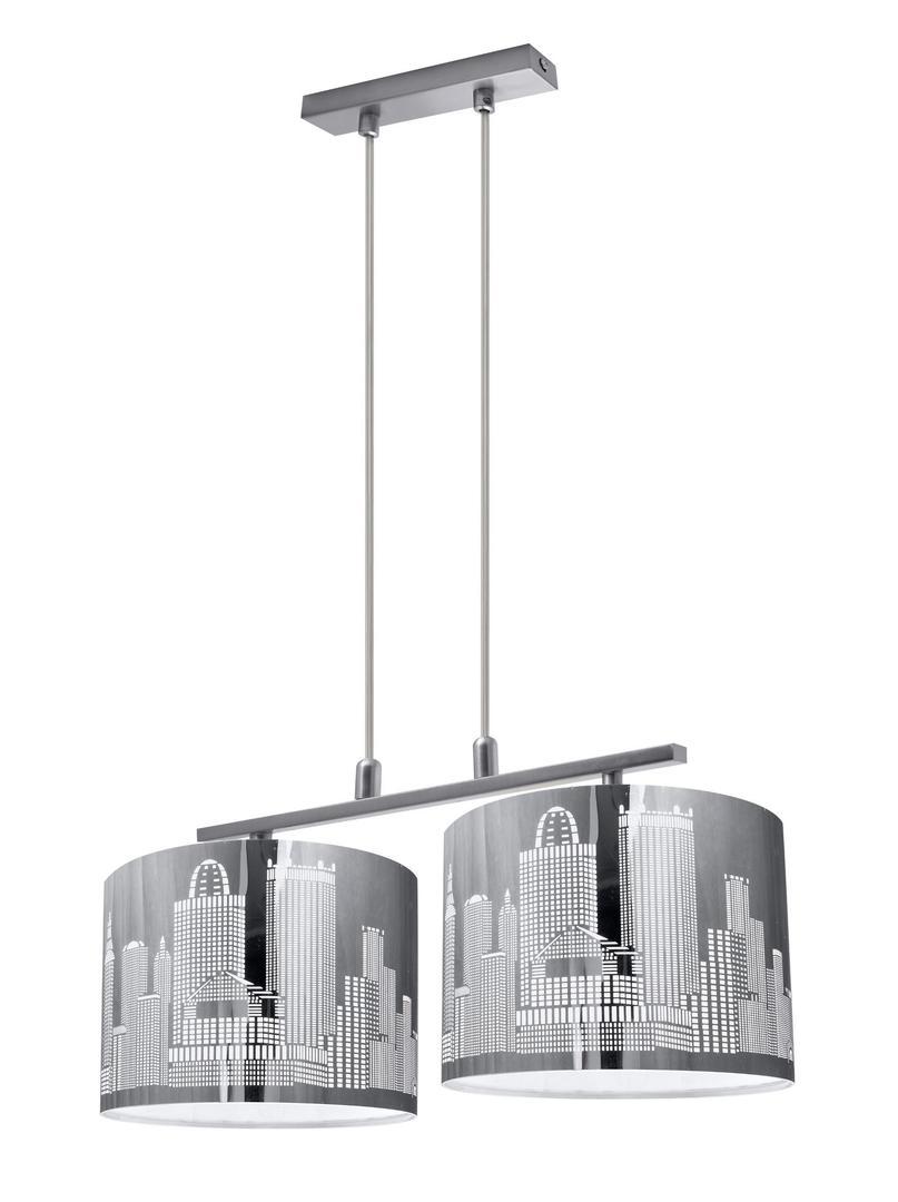 Dizajnová závesná lampa City 2
