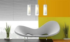 Moderná závesná lampa Rulo 1 small 3