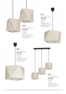 Klasická závesná lampa Tekla 2 Len small 2