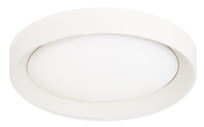Moderné stropné svietidlo Hektor 42 White
