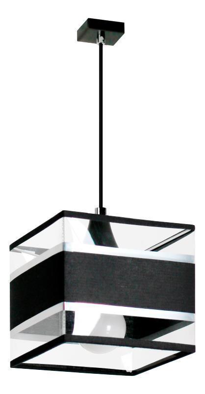 Závesná lampa Glamour Selene 1