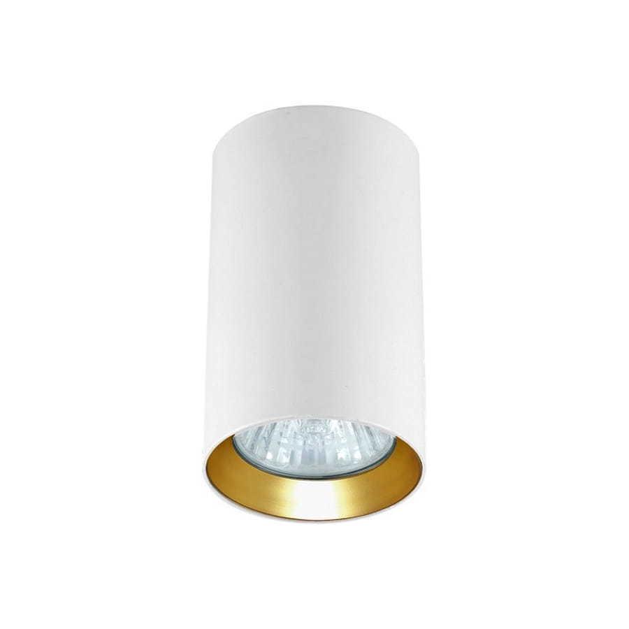 Manacor, biele očko so zlatým krúžkom, 9 cm