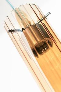 Minimalistická závesná lampa Tell 1 small 1