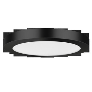 York stropné svietidlo 2 v 1 3000K čierne small 1