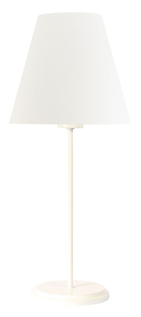 Stolná lampa Ombrello 60W E27 50cm drevo / kov, farby