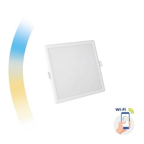 Algine 12w Cct + tlmené Wi-Fi spektrum Smart Square