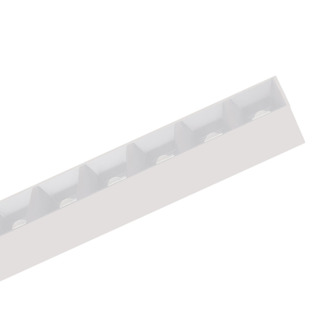 Allday Inspire One Dark Light 50st White 840 46w 230v 168cm biela