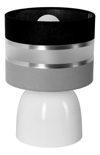 Moderná malá lampa Hades biela B