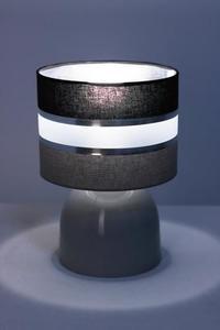 Moderná malá lampa Hades čierna B. small 1