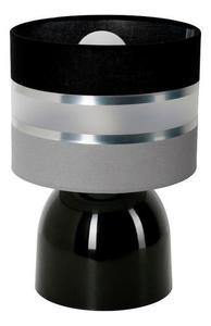 Moderná malá lampa Hades čierna B. small 0