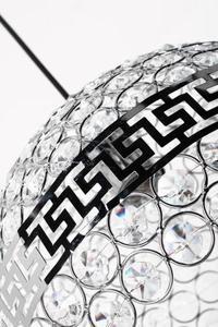 Dizajnová závesná lampa Osaka 1 small 5
