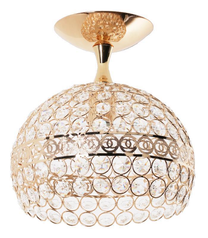 Dizajnová stropná lampa Izumi 1 str