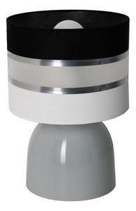Moderná malá lampa Hades šedá C. small 0