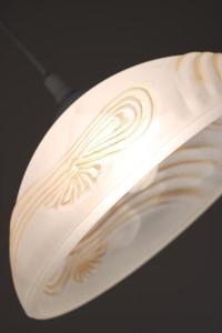 Klasická závesná lampa D small 2