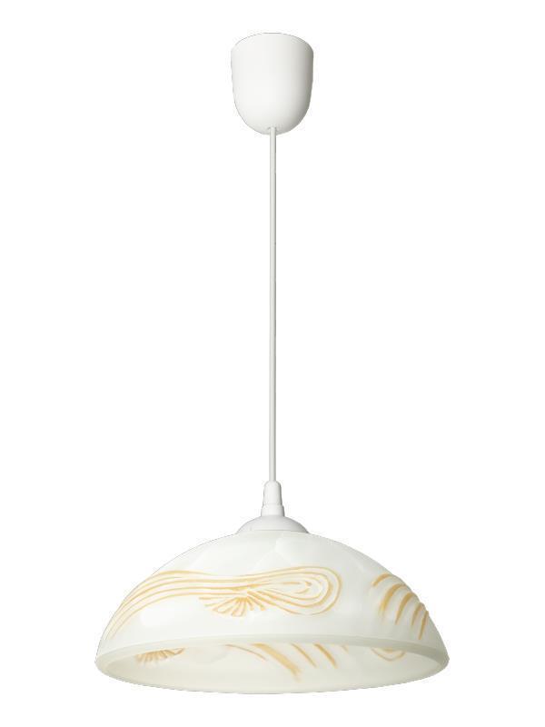 Klasická závesná lampa D