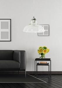 Dizajnová závesná lampa Hiram small 2