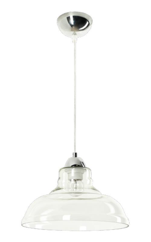 Dizajnová závesná lampa Hiram