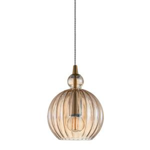 Moderná závesná lampa Biron E27 small 0