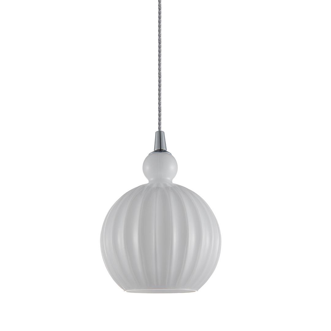 Moderná závesná lampa Biron E27
