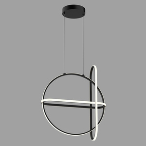 Moderná závesná lampa Cerrila LED small 1