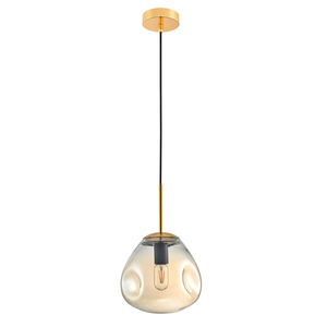 Moderná závesná lampa Fellet E27 small 1
