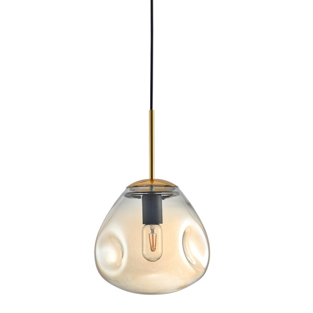 Moderná závesná lampa Fellet E27
