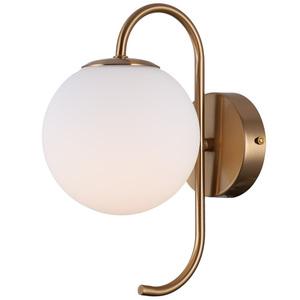 Nástenná lampa Mosadz Gela G9 small 1