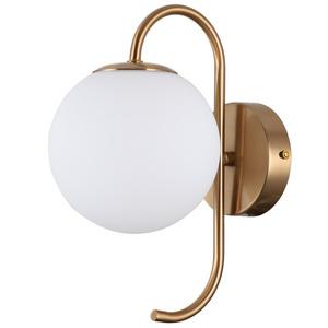 Nástenná lampa Mosadz Gela G9 small 0