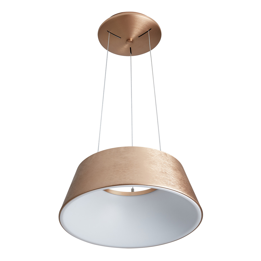 Moderná závesná lampa Lunga LED