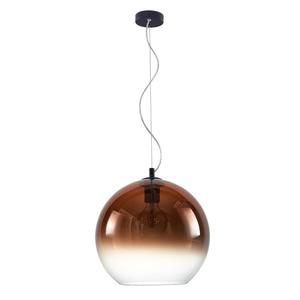 Čierna závesná lampa Namelo E27 small 1