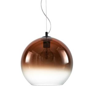 Čierna závesná lampa Namelo E27 small 0