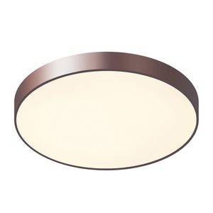 Moderný hnedý orbitálny LED plafond small 2