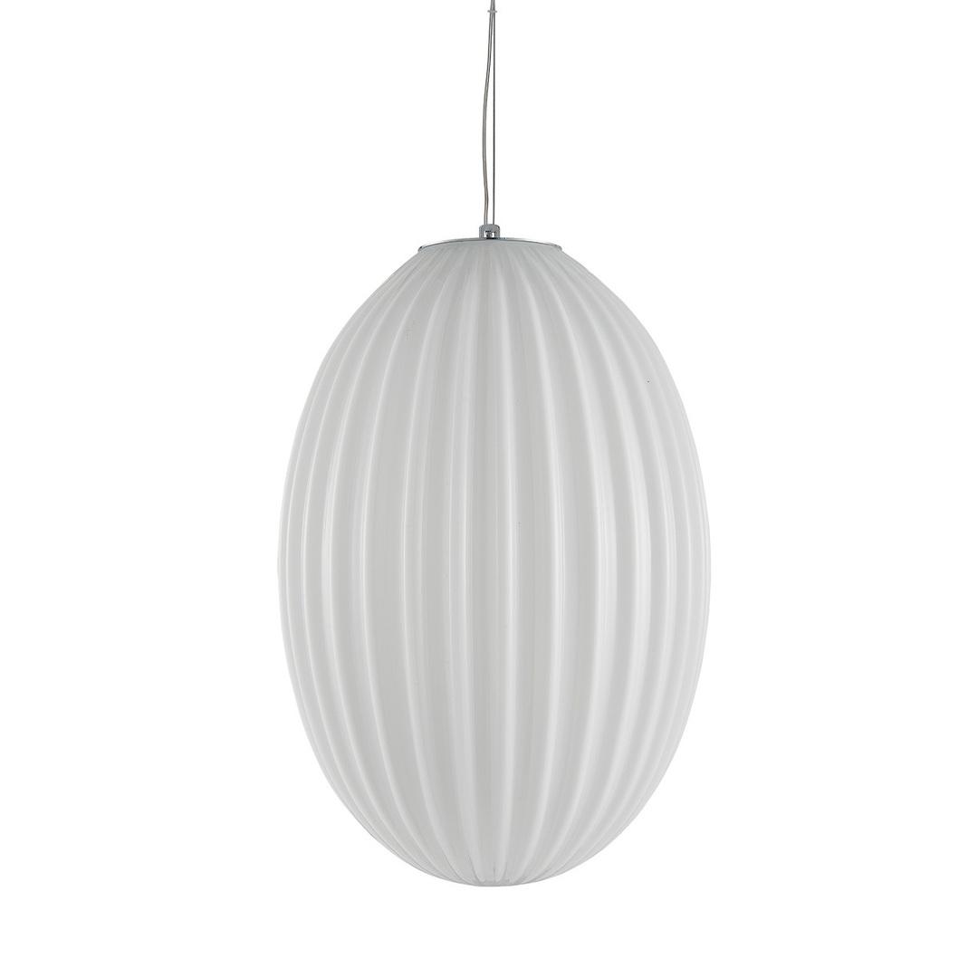 Moderná závesná lampa Parlo E27