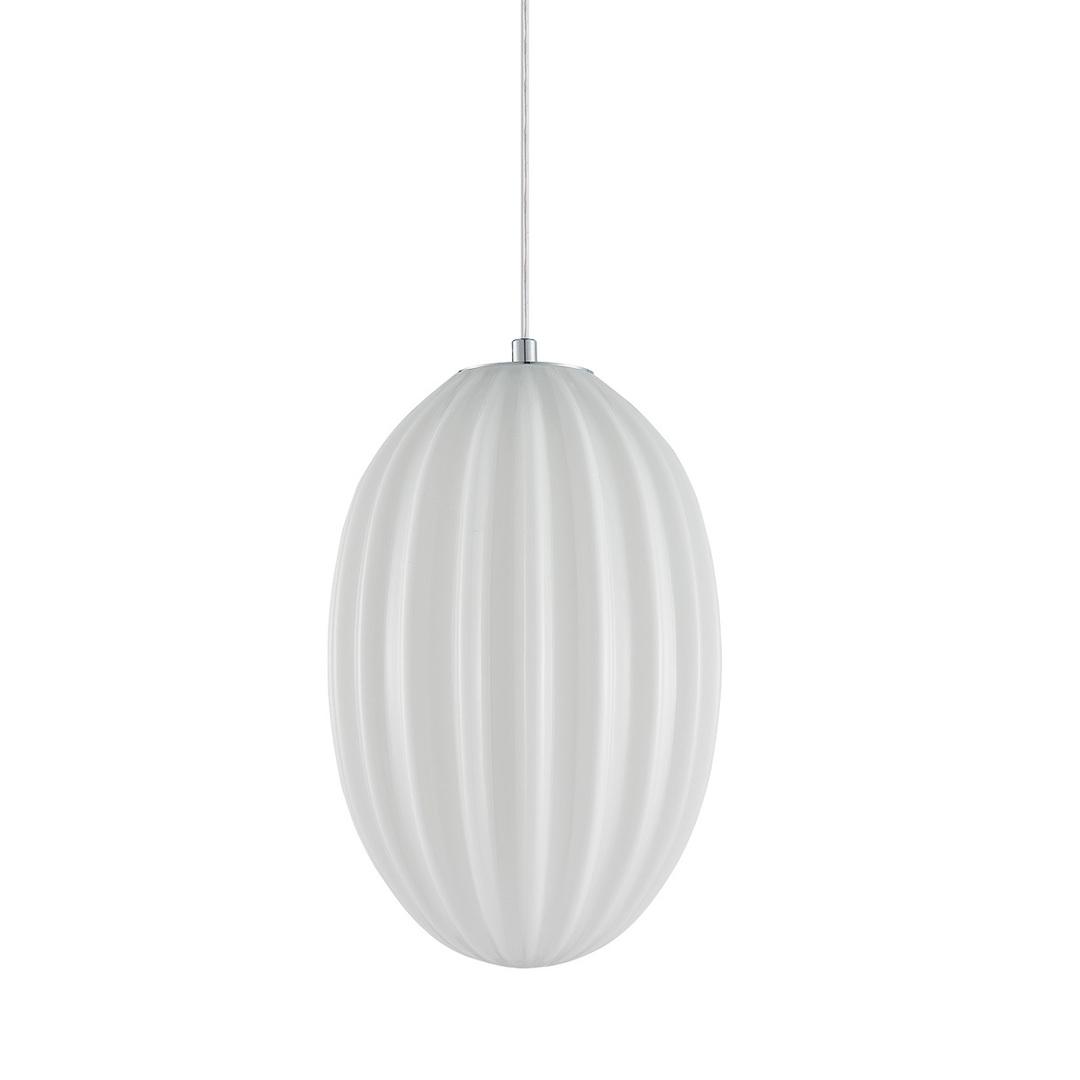 Moderná závesná lampa Parlo E14