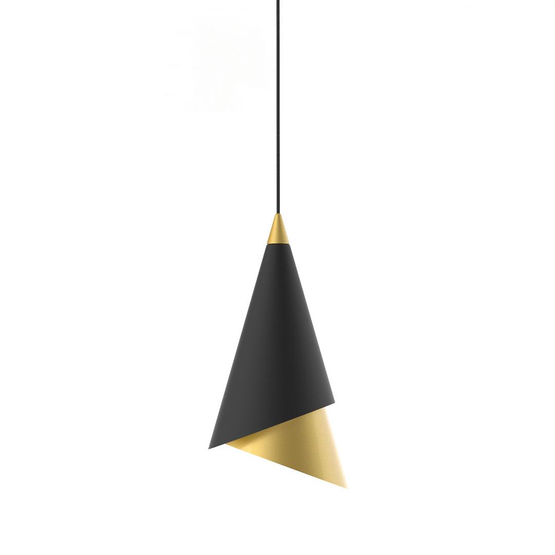 Moderné závesné LED svietidlo Raalto