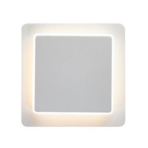 Biele moderné nástenné svietidlo Senato LED small 1