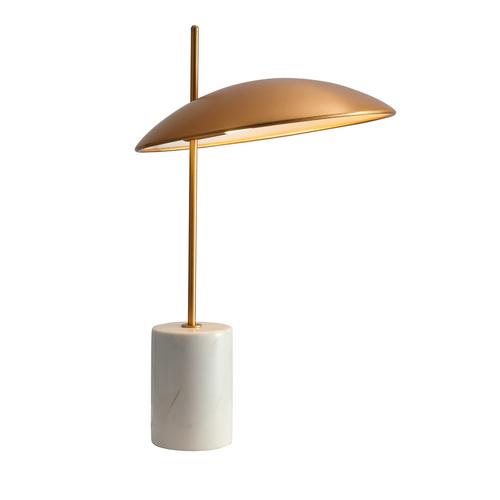 Moderná stolová lampa LED Vilai