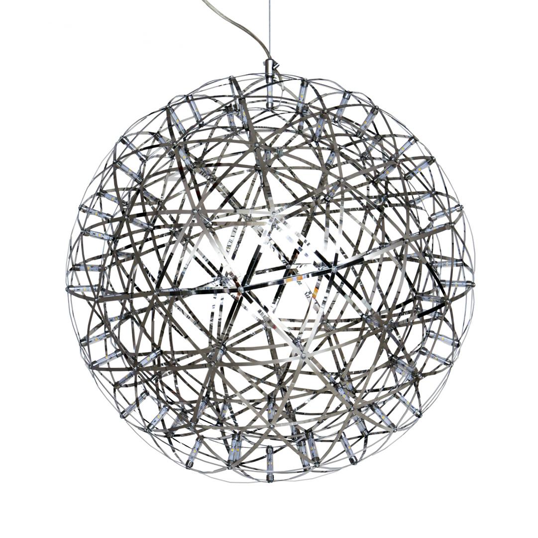 Moderná závesná lampa Adriana LED