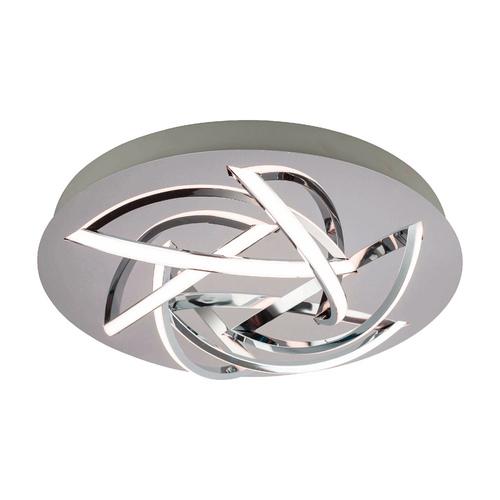 Moderné LED stropné svietidlo Agaton