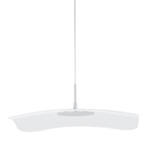 Moderné prívesné svietidlo Blossom LED