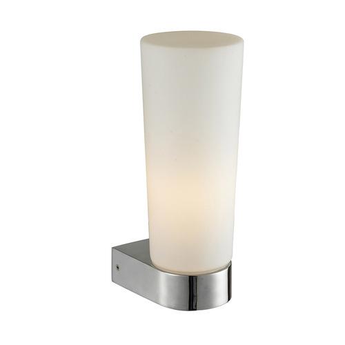 Moderná kúpeľňová nástenná lampa Paulo E14