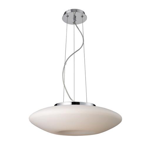 Moderná závesná lampa Graham E27 2-žiarovka
