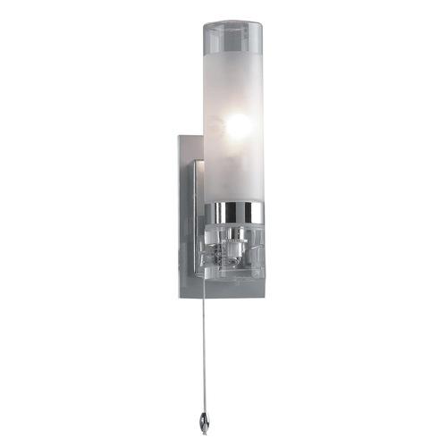Moderný nástenný hák na lampu do kúpeľne E14