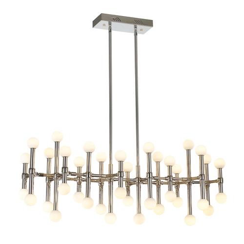Moderná závesná lampa Giovanna LED