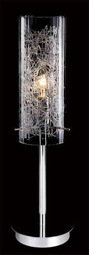Moderná stolová lampa Ibiza E14
