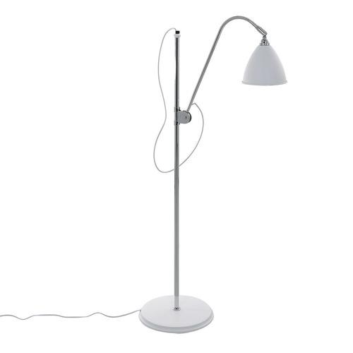 Klasická stojaca lampa Evato E14