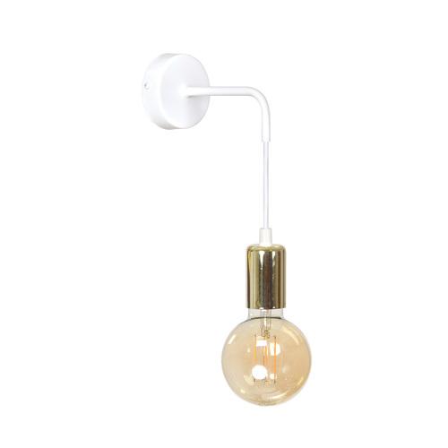 Nastaviteľné nástenné svietidlo VESIO K1 BIELE