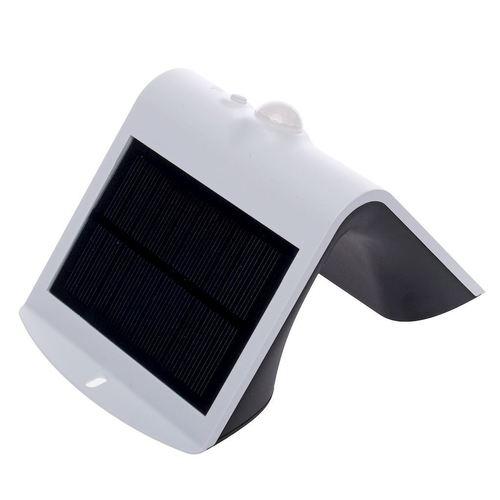 Biela solárna motýľová lampa 1,5 W IP65